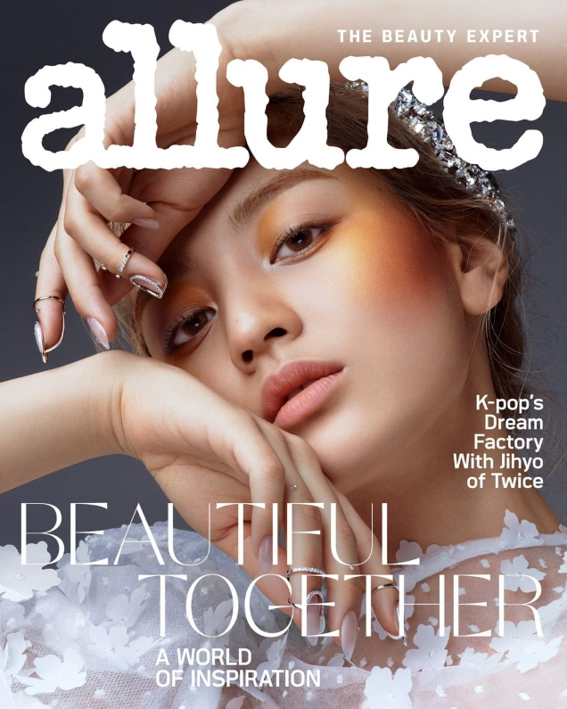 Allure May 2020 : Jihyo by Ahn Jooyoung