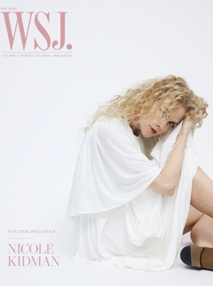 WSJ Magazine May 2020 : Nicole Kidman by Bibi Borthwick