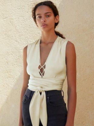 best sleeveless tops
