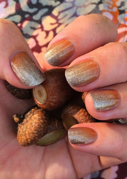 47 Fall Nail Art Ideas We Can\u0027t Wait to Try , theFashionSpot
