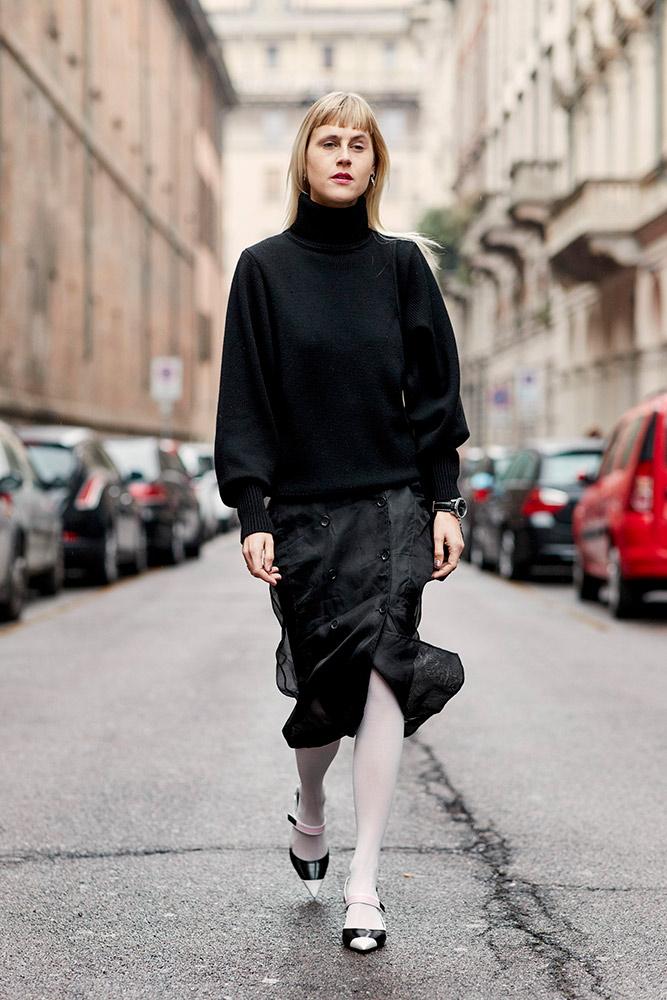 8f3b04eda6c 20 Ways to Wear Black That Aren t Boring - theFashionSpot