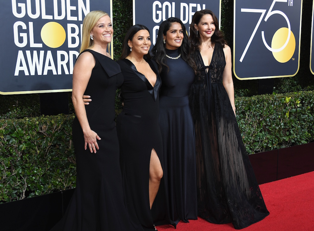 The Golden Globes Blackout