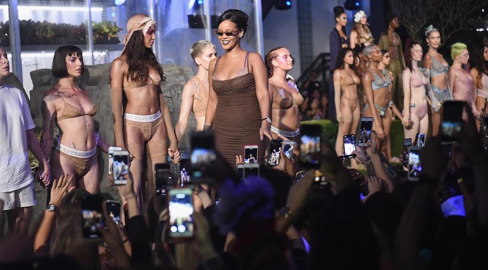 Rihanna Unveils Savage x Fenty at New York Fashion Week