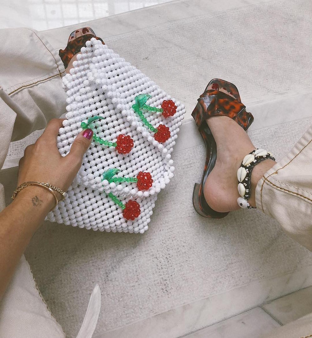 Kick: Beaded Bags
