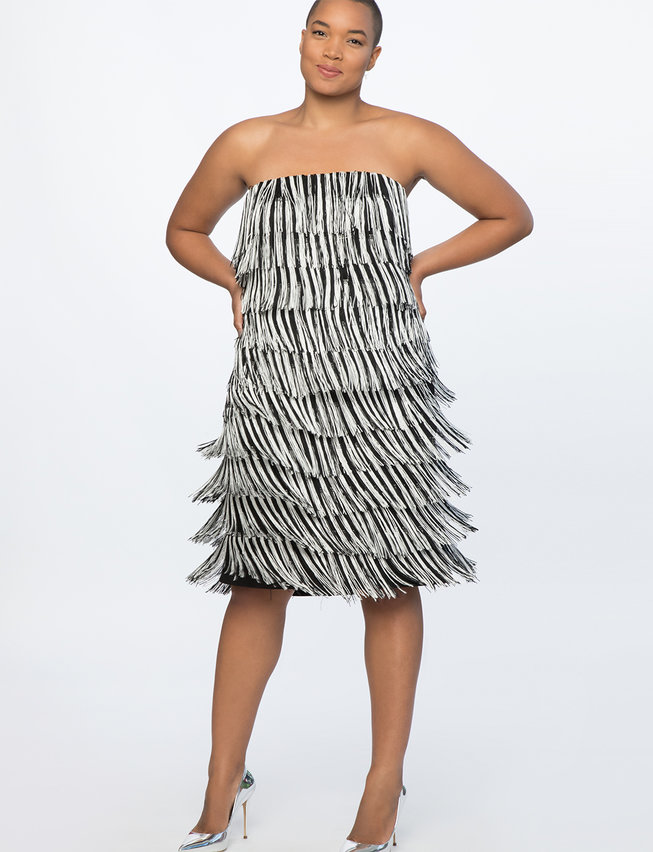 21 Perfect Plus-Size New Year\'s Eve Dresses - theFashionSpot