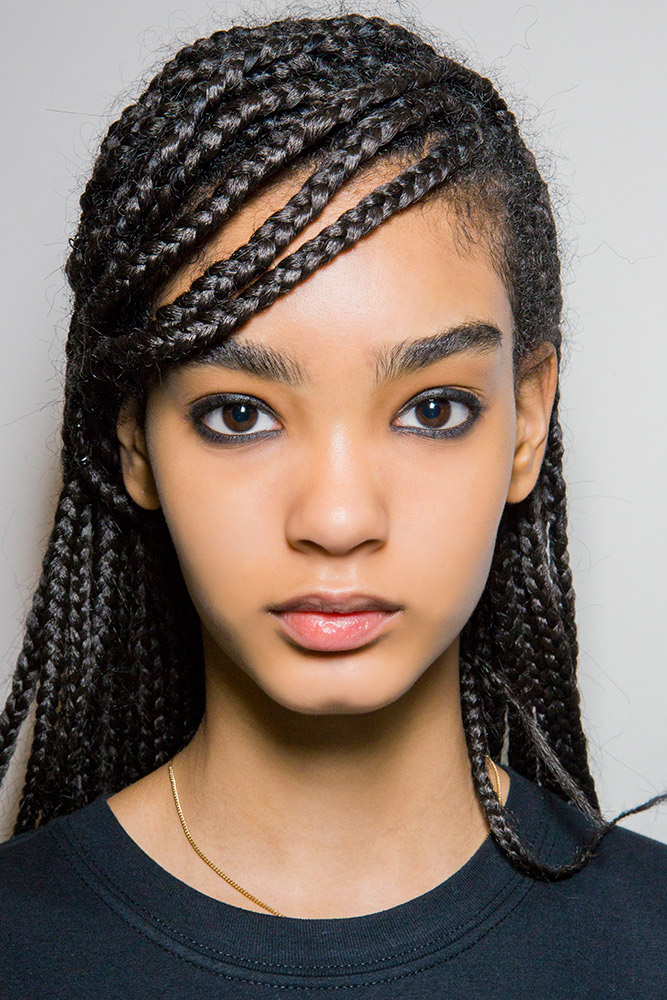 21 Easy Hairstyles That Take No Time To Do Thefashionspot