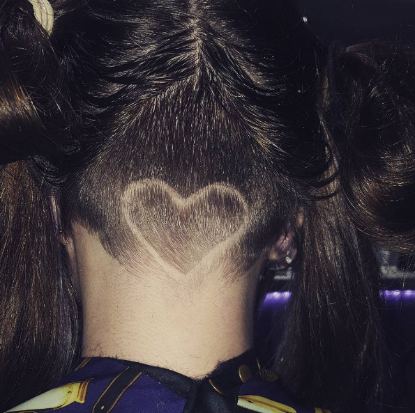 23 Undercut Hairstyles For Women That Are A Party In The Back