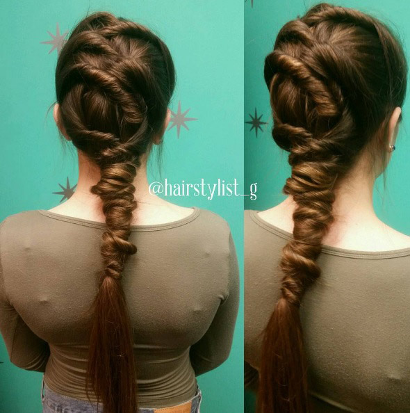 33 Upgraded Ponytail Hairstyles That Take Your Updo To The