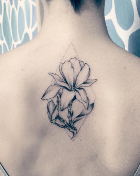 37 Flower Tattoos That Are As Beautiful As The Real Thing