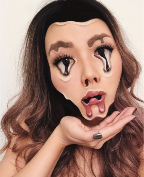 101 Mind Blowing Halloween Makeup Ideas To Try This Year - Halloween-makeup