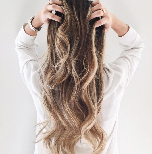 50 Brilliant Balayage Hair Color Ideas - theFashionSpot