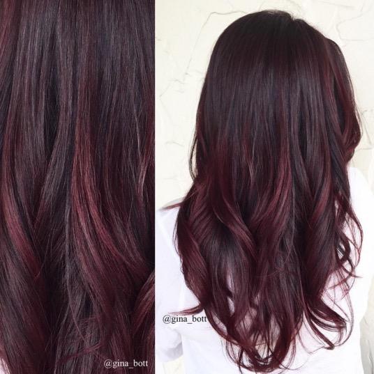 50 Brilliant Balayage Hair Color Ideas , theFashionSpot