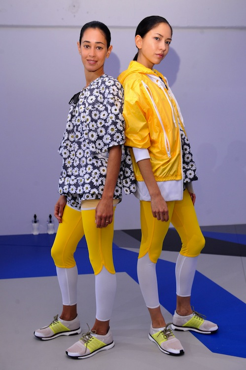 7f0aa00fc5 Adidas by Stella McCartney Spring 2014 Runway Review - theFashionSpot