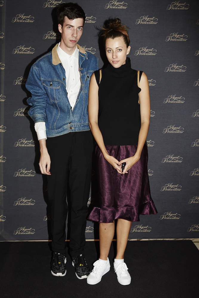 Agent Provocateur Opens First Standalone Boutique in Australia ... 02a2d75b6