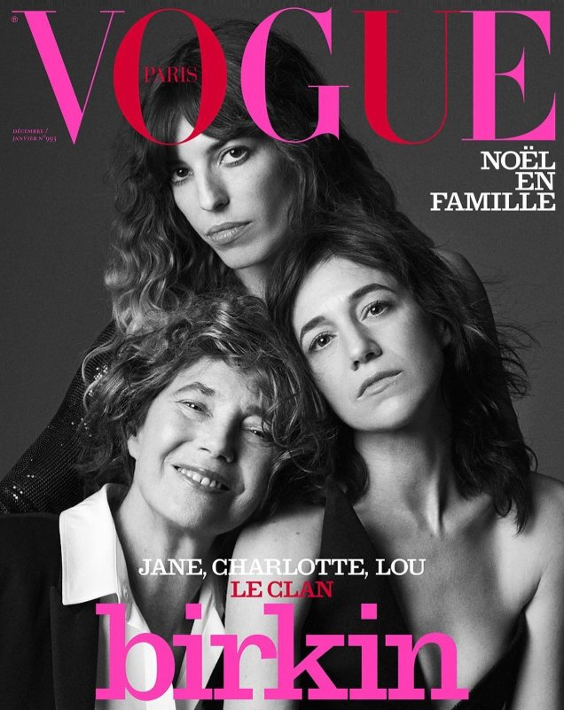 Vogue Paris  All the January 2019 Magazine Covers We Loved and Hated vogueparis dec18jan19 birkin article