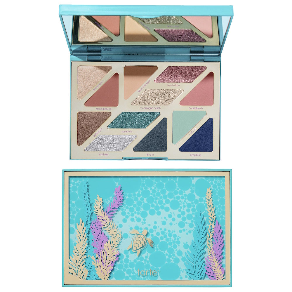 12 Gorgeous Eyeshadow Palettes Perfect for Spring and Summer