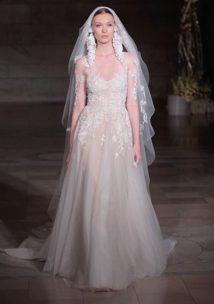40 Best Wedding Dresses From Bridal Fashion Week Fall 2019