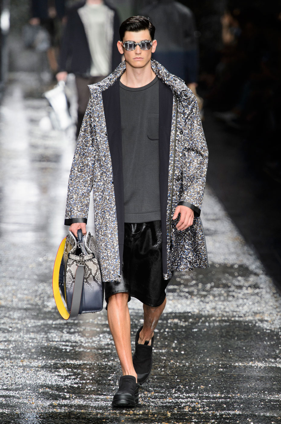3757cf9e7bba What You Missed at Milan Men s Fashion Week Spring 2016 - theFashionSpot