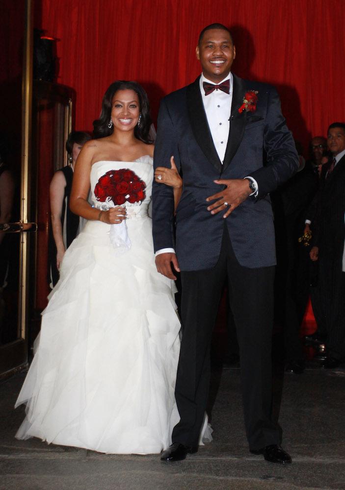 69753dd4c8be ... Jessica Simpson, the Best Vera Wang Wedding Dresses of All Time · Maria  Denardo June 26th, 2015. 0 0 0. LaLa Vazquez (to Carmelo Anthony)