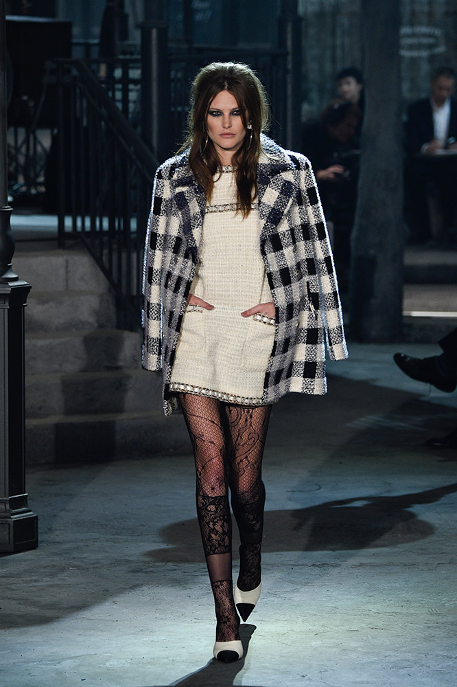 Fashion style Metiers chanel darts pre-fall collection for girls