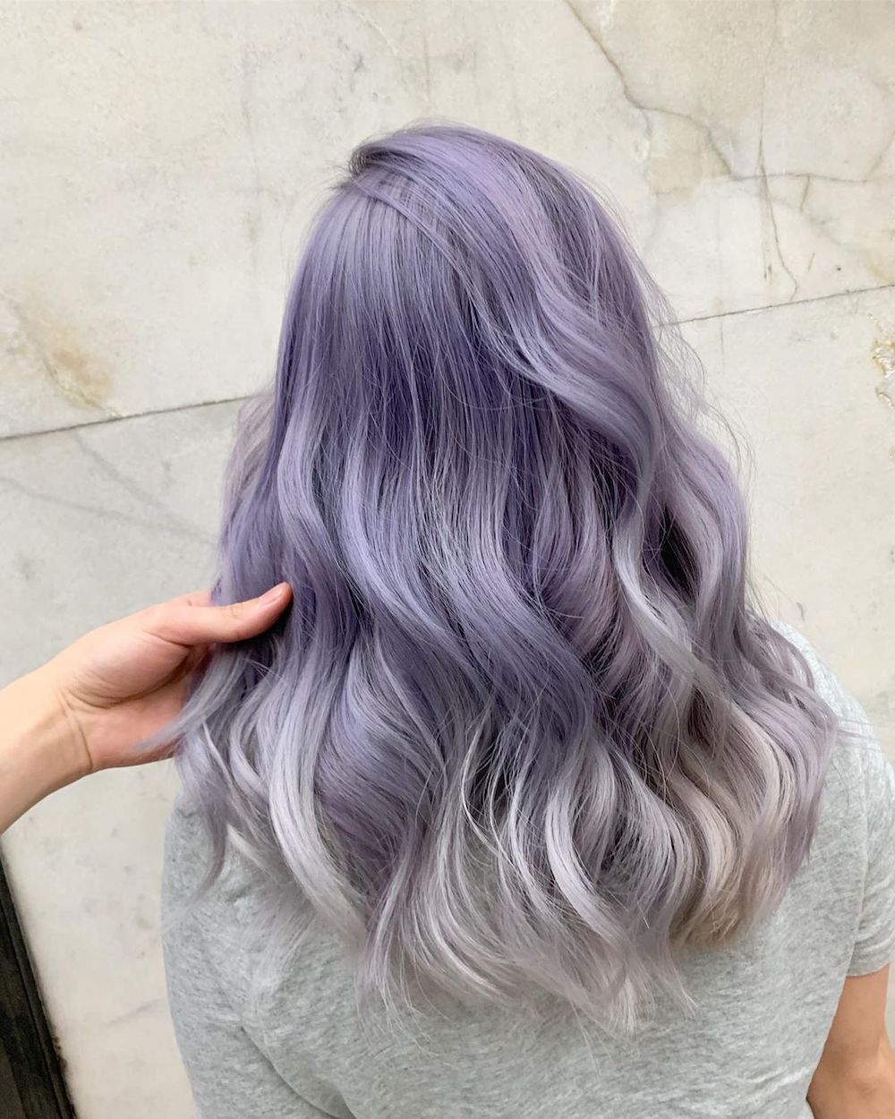 Smoky Pastel Hair Colors Are All the Rage on Instagram ...