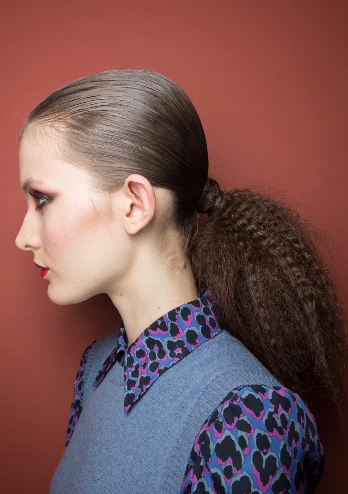 Here S Exactly How To Wear Crimped Hair In 2018 Thefashionspot
