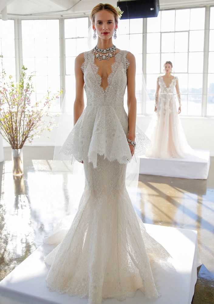 Most Beautiful Wedding Dresses.52 Most Beautiful Wedding Dresses For Spring 2017 Thefashionspot