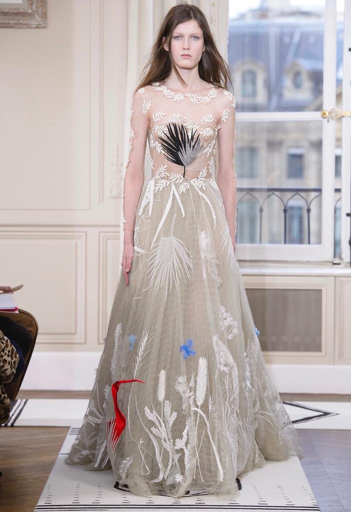 Schiaparelli Spring 2018 Haute Couture