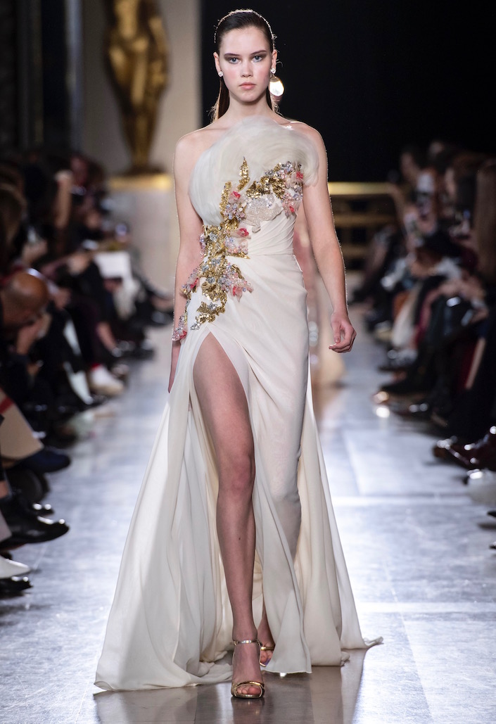 Elie Saab Couture Wedding Dress