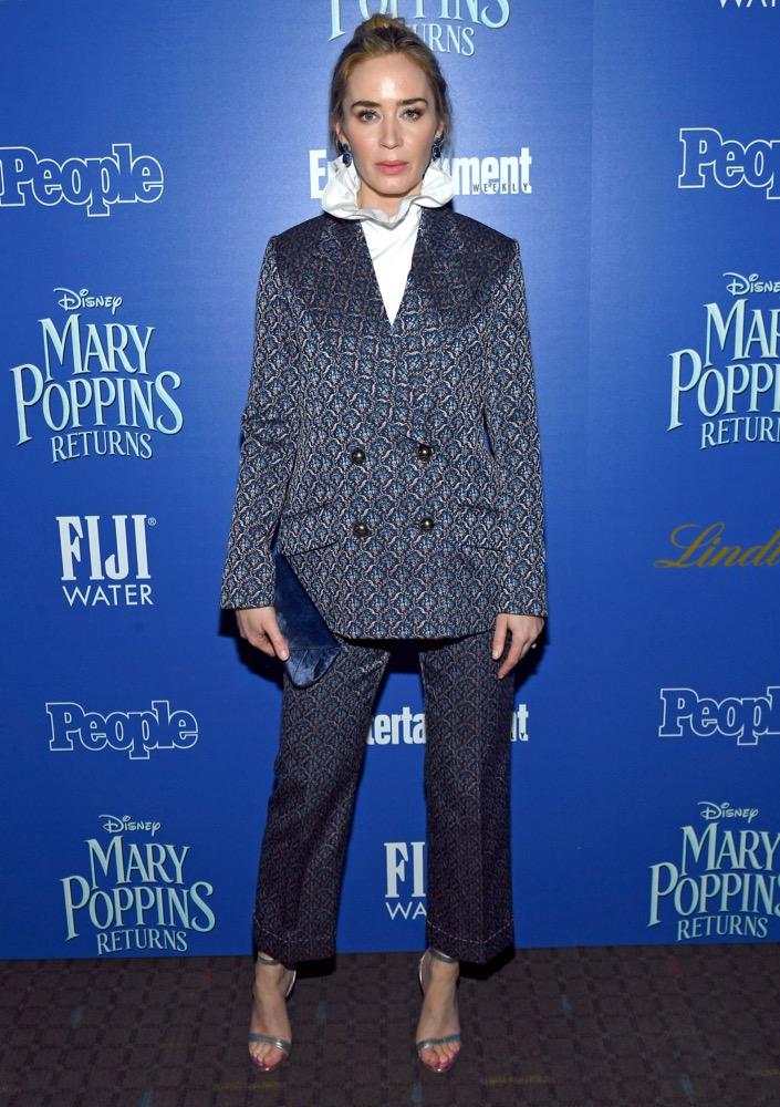 Mary Poppins Returns New York Premiere