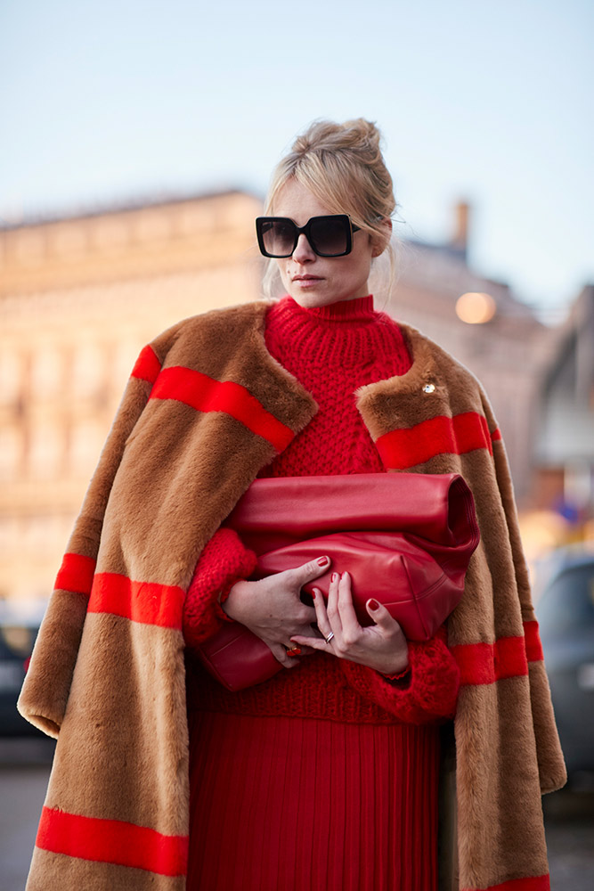 Red Knits