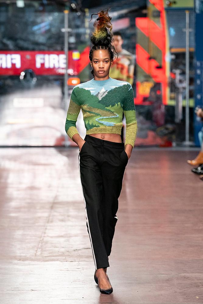 Fashion East Fall 2019 Runway