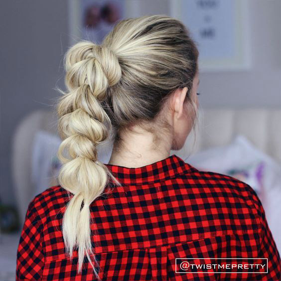 The 14 Best Hairstyles for Dirty Hair - theFashionSpot