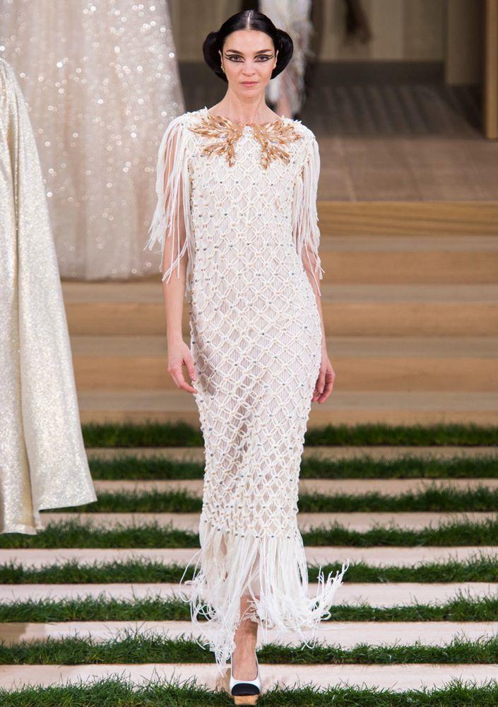 Wedding Dresses Haute Couture Runway
