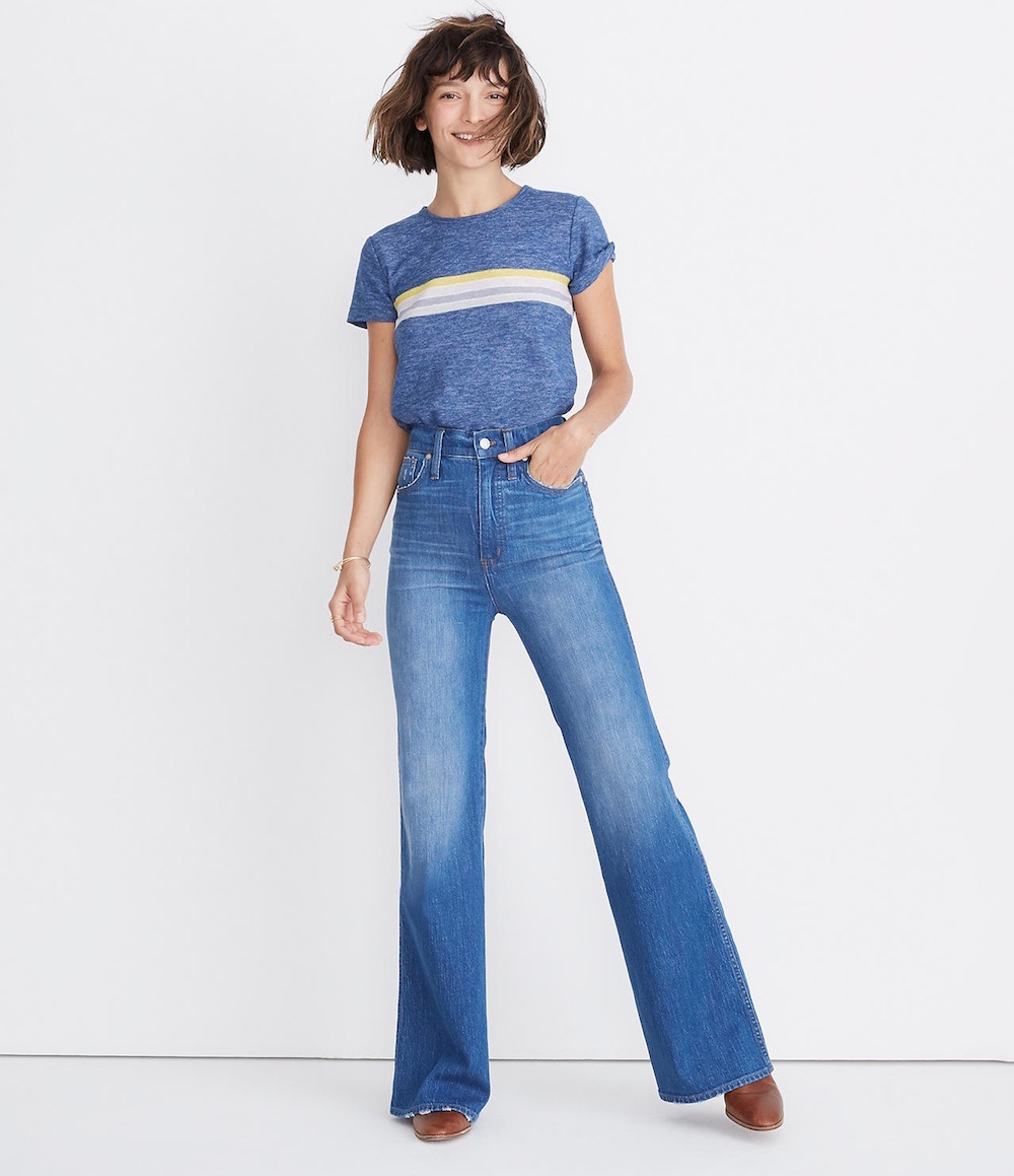 eea6987e5e6 Best High-Waisted Jeans for Every Body Type - theFashionSpot