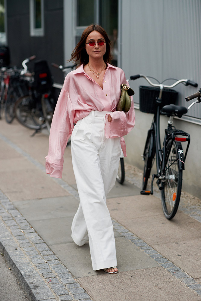For Comfort  How to Wear a Button-Down Shirt (But Make It Fashion) for comfort