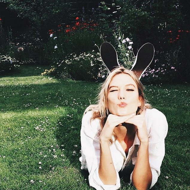 10 Times Karlie Kloss Was Adorable On Instagram Thefashionspot