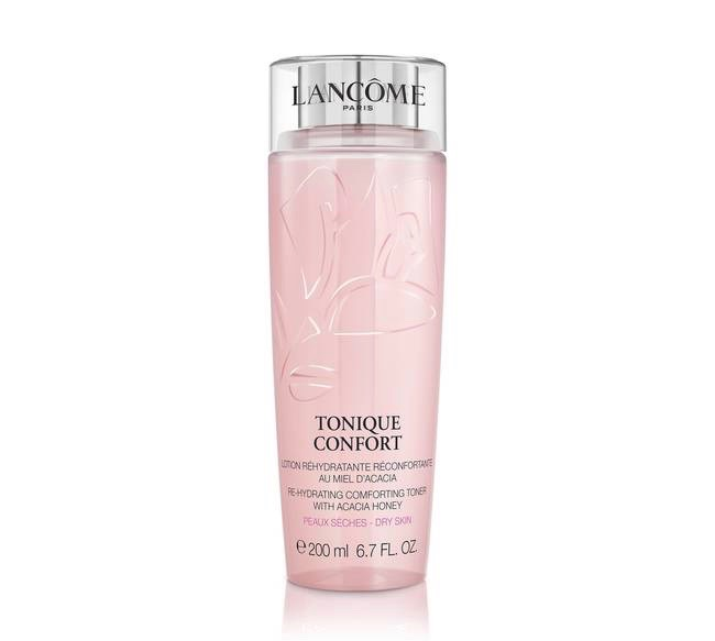 Lancôme  13 Game-Changing Modern Toners That Won't Dry Out Skin lancome tonique confort