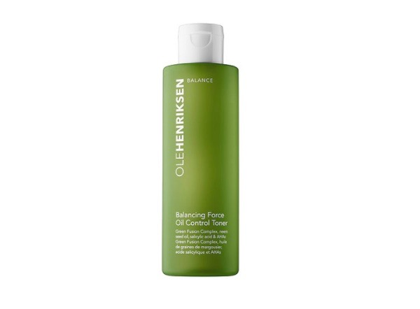 Ole Henriksen  13 Game-Changing Modern Toners That Won't Dry Out Skin ole henriksen balancing force oil control toner