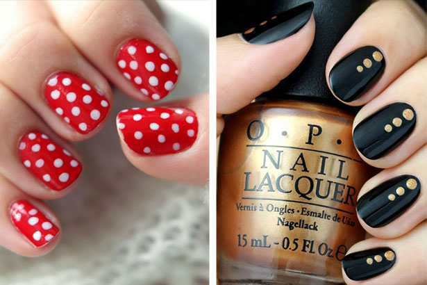 Easy DIY Nail Art Ideas for Beginners , theFashionSpot