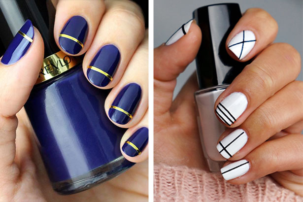 Simple At Home Nail Designs Flisol Home