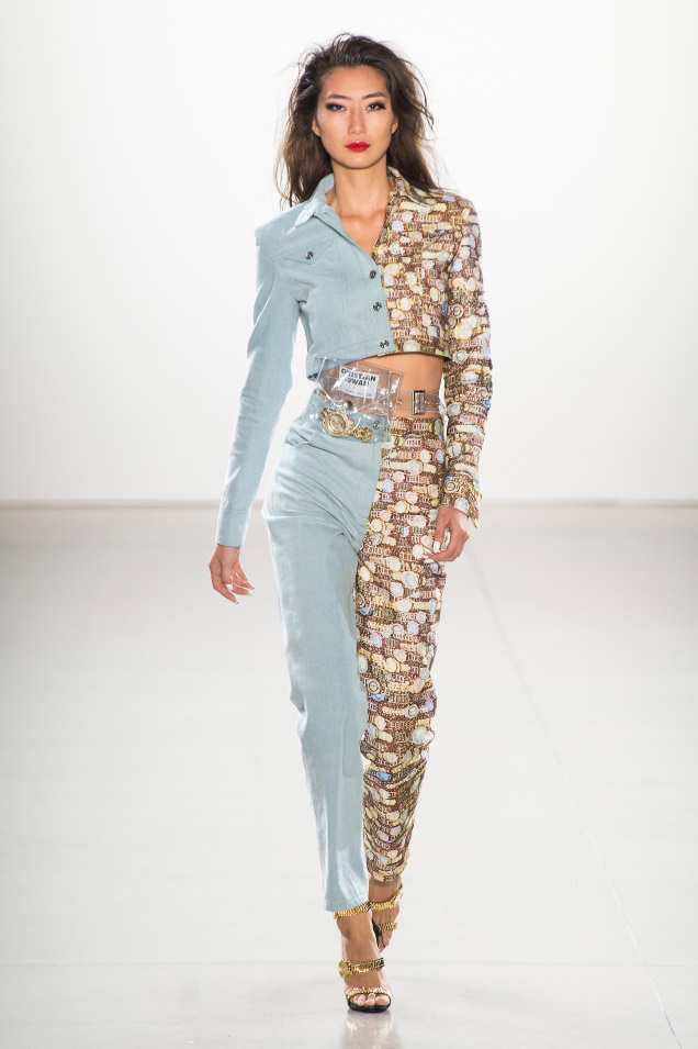 e92a2b7b385b Hits and Misses  New York Fashion Week Spring 2019 - theFashionSpot