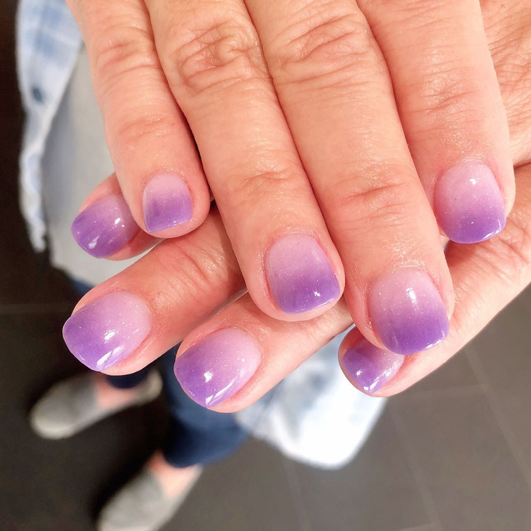 10 Ombre Manicure Ideas for Summer 2019 , theFashionSpot