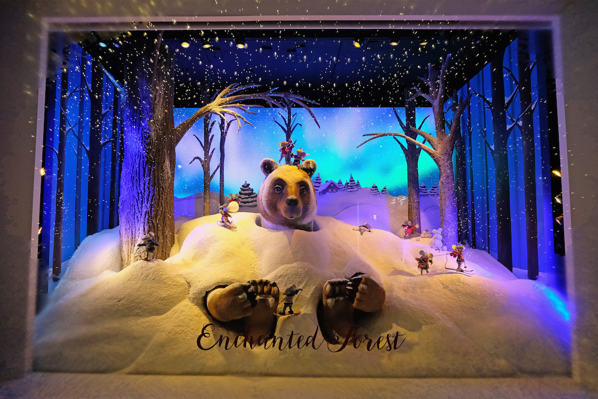 See New York City\'s Stunning Holiday Windows 2016 - theFashionSpot