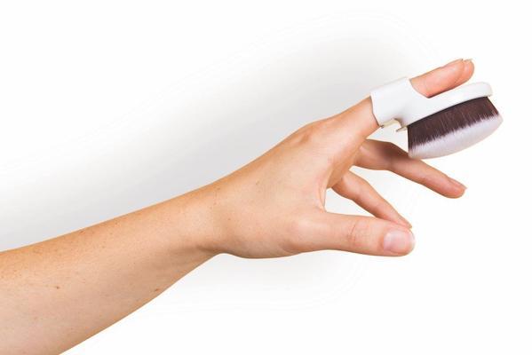Fingertip Brushes