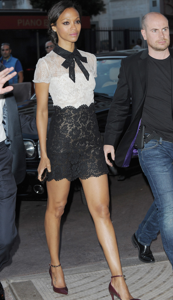 38 Pairs of the Most Sexy Legs in Hollywood - theFashionSpot