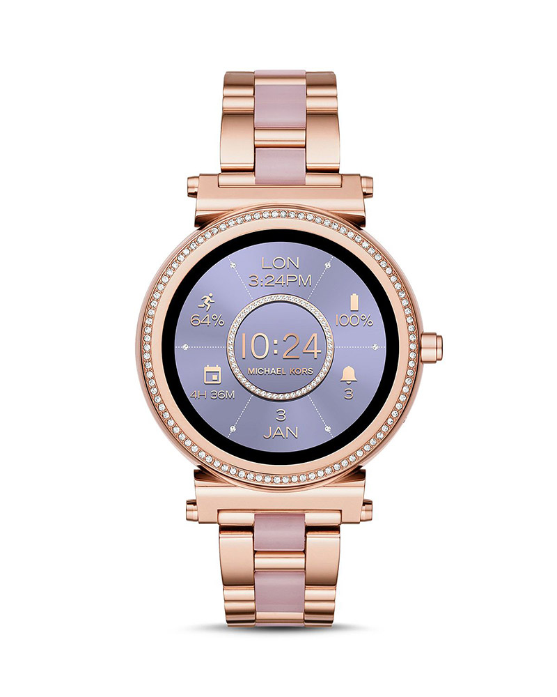 Michael Kors  Spend Your Holiday Gift Cards on These Fancy Fashion Splurges 09 michael kors watch
