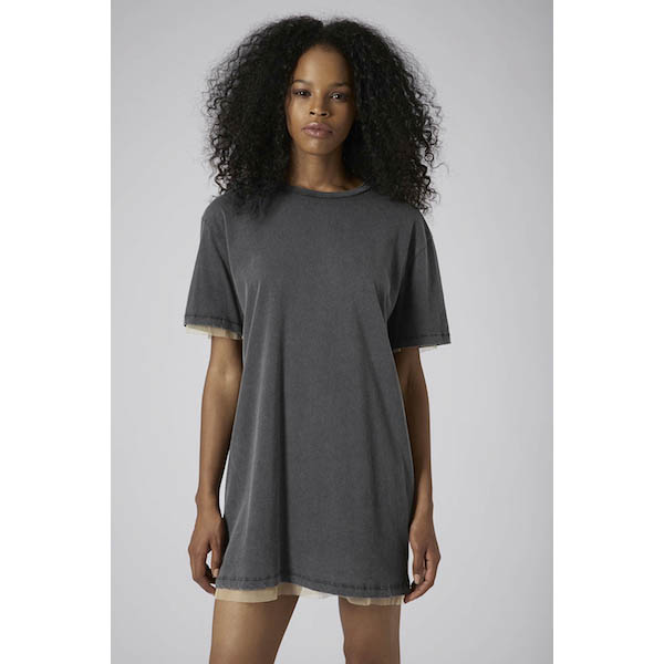 a9be05a25ac Get Ready in a Flash with 20 Easy T-Shirt Dresses - theFashionSpot