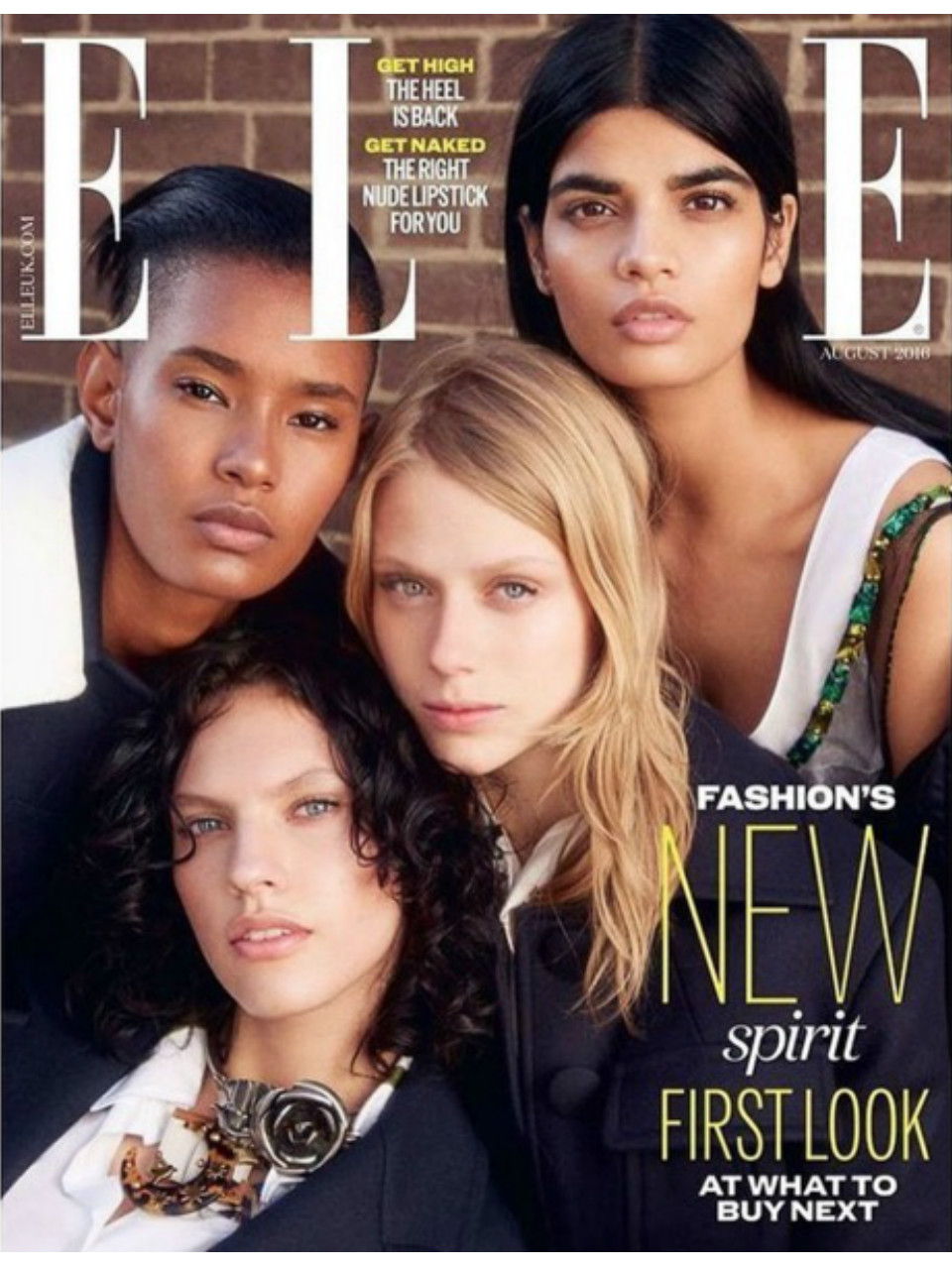 All the August 2016 Magazine Covers We Loved and Hated - theFashionSpot