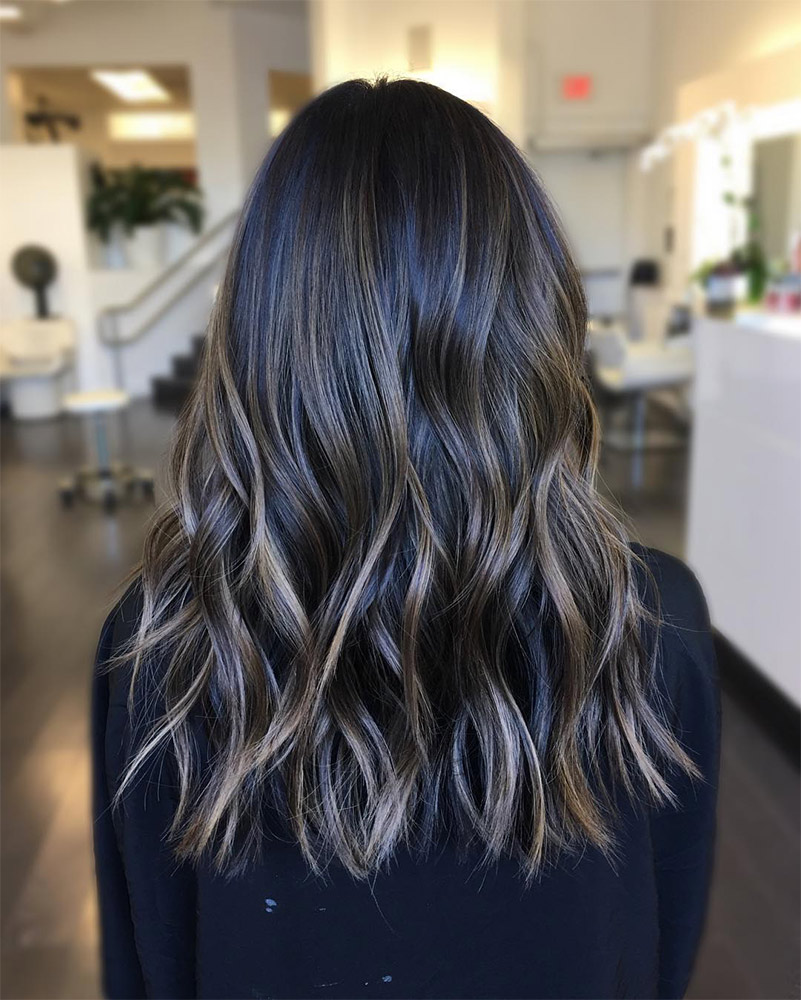 most popular hair color trends 2017, top hair stylists weigh in
